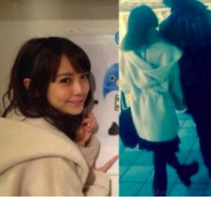 宮舘涼太と奥仲麻琴のデート現場と噂された画像