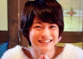 松倉海斗の彼女で笑う画像