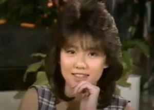 京本大我の母親の山本博美がテレビ出演した画像