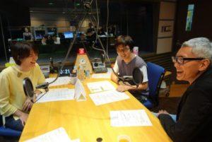 松重豊がTBSラジオに出演し息子に怒った画像