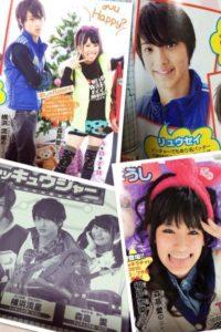 横浜流星の高校時代の彼女の噂が森高愛の画像