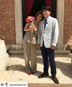 安住紳一郎の結婚相手には米倉涼子がお似合いと言われている画像