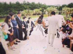 伊藤沙莉の姉の結婚式の画像