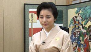 中村勘九郎との嫁・前田愛が梨園に入って高評価の画像