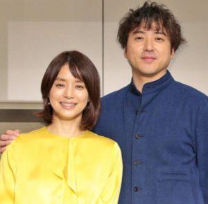 ムロツヨシの彼女と噂された石田ゆり子とのツーショット画像