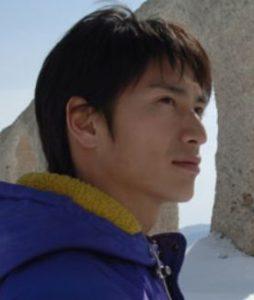 伊勢谷友介が昔『雪に願うこと』に出演した時の画像