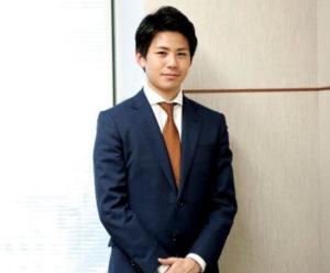 和久田麻由子アナウンサーの結婚相手(猪俣英希)が三菱商事で働いている画像