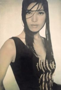 アンミカのパリコレのモデル時代(若い頃)の画像