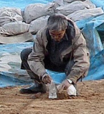 藤村新一の2020年現在は精神疾患で指を切断|妻と離婚し年金暮らし