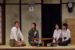 岡田健史が演劇部で大会に出場した画像