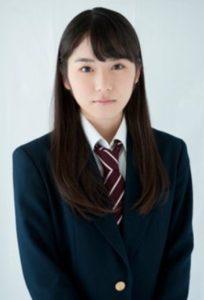 松岡茉優の高校時代の画像
