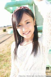 谷口愛理の高校生だったアイドル時代の画像