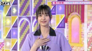 金川紗耶の乃木坂電視台