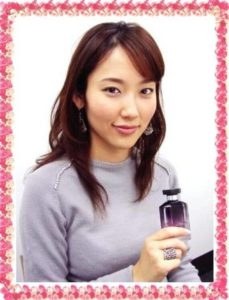 織田裕二の妻の画像