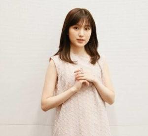 福本莉子が高校時代をインタビューで振り返った画像