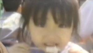 大島優子の幼少期時代の画像