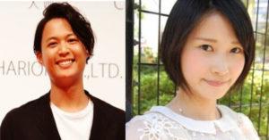 花田優一と嫁だった矢木麻織香が離婚前の幸せだった時の画像
