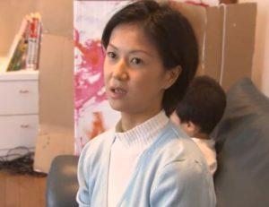 野村萬斎について話す妻(千恵子)の画像
