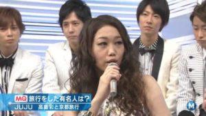 JUJUがミュージックステーションに出演する画像