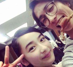 平祐奈と田中樹の仲良さげなツーショット画像
