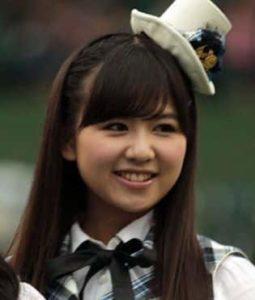 田中樹と熱愛彼女の噂があった佐藤すみれの画像
