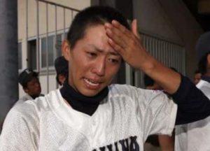 田中樹の兄(田中彪)の高校野球時代の画像