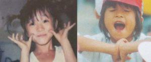 田中樹の幼少期(小学生時代)の画像