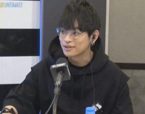 ヤマタクチームの山中拓也がラジオで話す画像