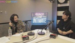 常田大希と山中拓也がラジオで語っている画像