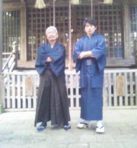 井口理の父親と兄(井口達)のツーショット画像