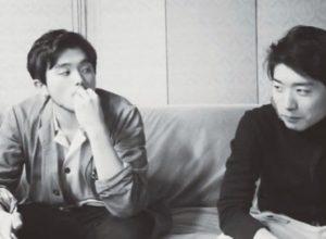 井口理と兄(井口達)のツーショット画像