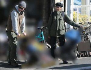 渡辺謙の娘(杏)と東出昌大が子供と散歩に出かけている時の画像
