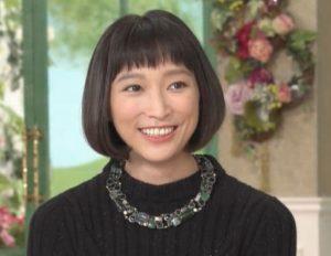 渡辺謙の娘(杏)が徹子の部屋に出演した時の画像