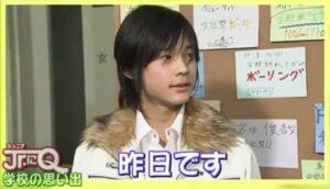 松村北斗がオーディション合格翌日に少年俱楽部に出演した画像