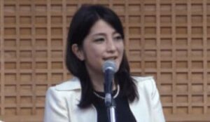 田村真子の母親の画像(その1)