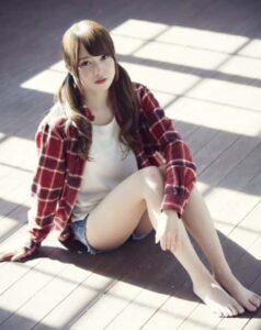 加藤史帆が学生時代についてインタビューに答えた時の画像